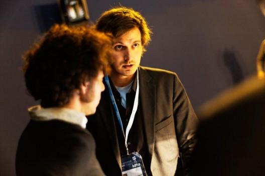Alexandre Brachet & Caspar Sonnen Le producteur et l'organisateur