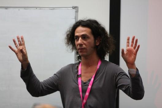 Presentation de Prison Valley à Sydney - Input - Haut les mains !